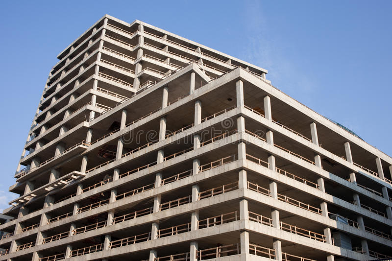 Download Office Building Under Construction Stock Photo - Image: 15971258