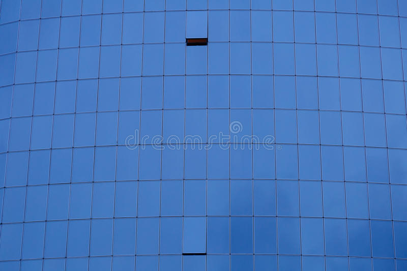 Office building window glass abstract pattern use for background. Business architecture concept. royalty free stock images