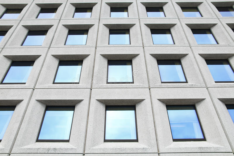 Download Office Building Windows Royalty Free Stock Images - Image: 21051449