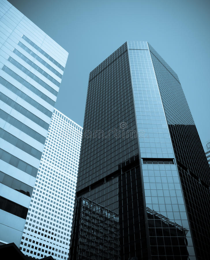 Download Office buildings stock image. Image of building, tall - 13472647