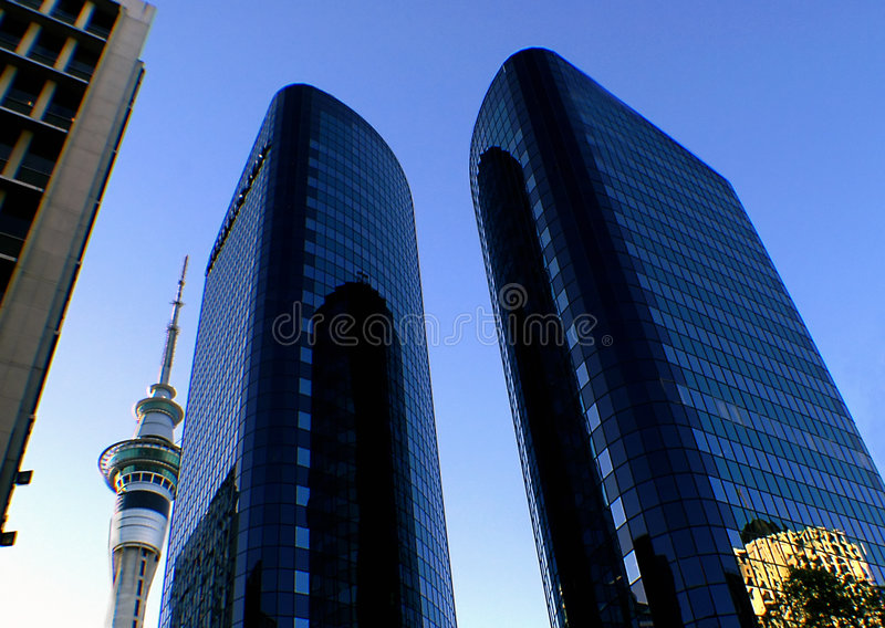 Download Office Buildings stock image. Image of blue, communications - 167961
