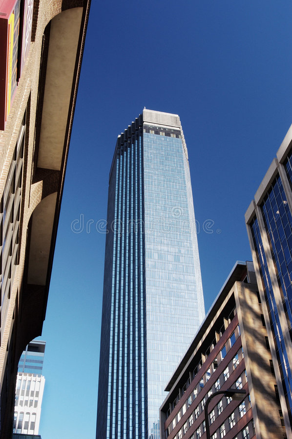 Download Office Buildings Royalty Free Stock Image - Image: 1703146