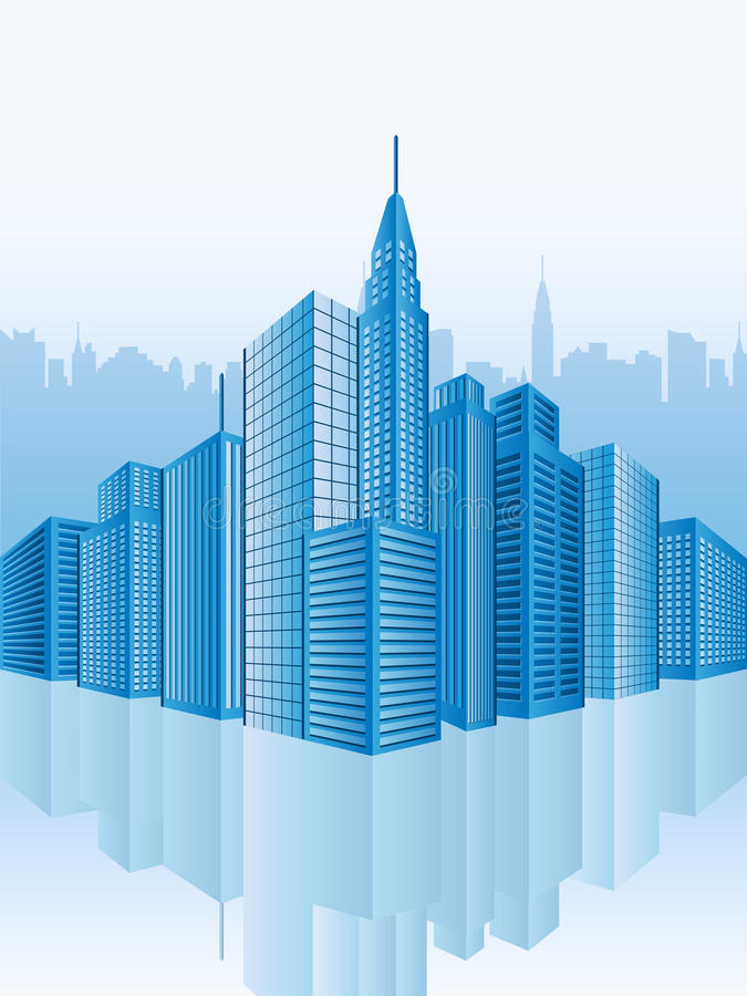 Download Office Buildings Stock Photography - Image: 19322382