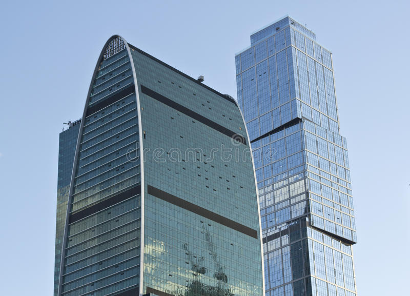 Download Office buildings stock photo. Image of moscow, majestic - 21200846