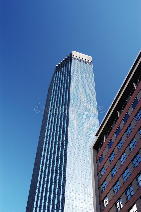Office Buildings royalty free stock photos