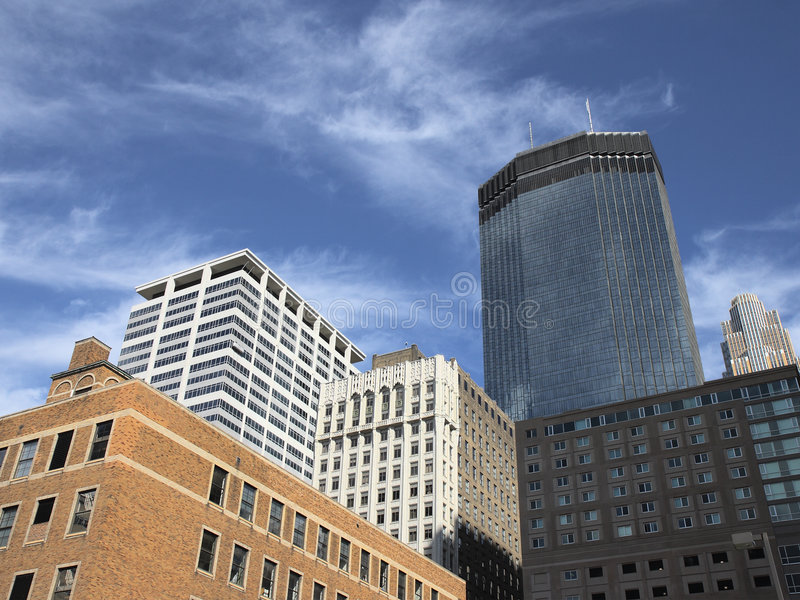 Download Office Buildings Royalty Free Stock Photo - Image: 3457415