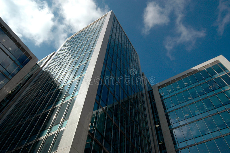 Download Office buildings stock photo. Image of architectural, modern - 5982272