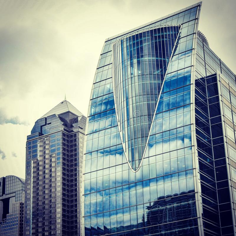 Free Office Buildings Stock Image - 96899481