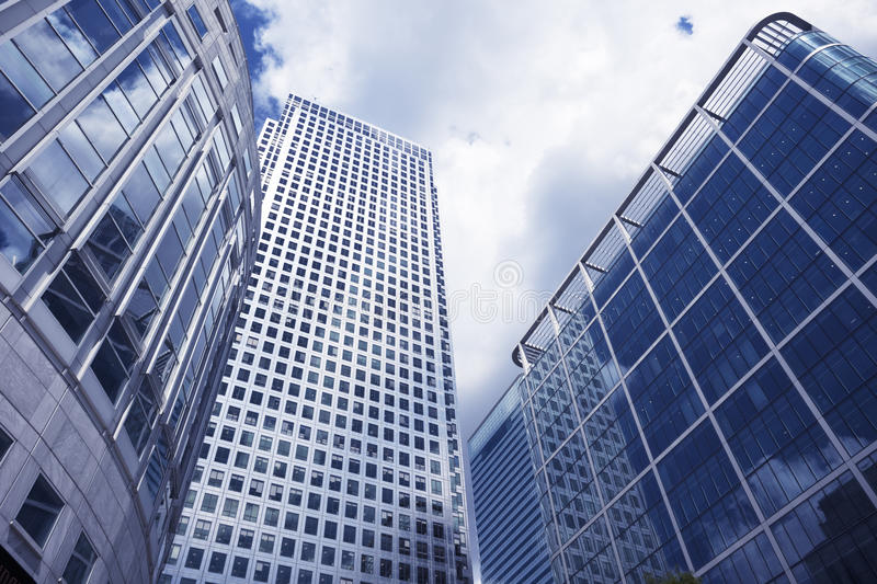 Office Buildings in Financial District