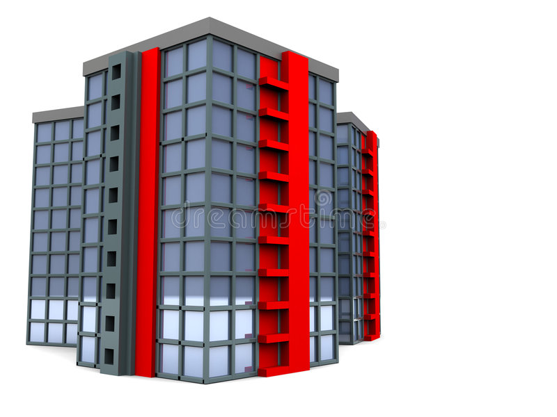 Office buildings group