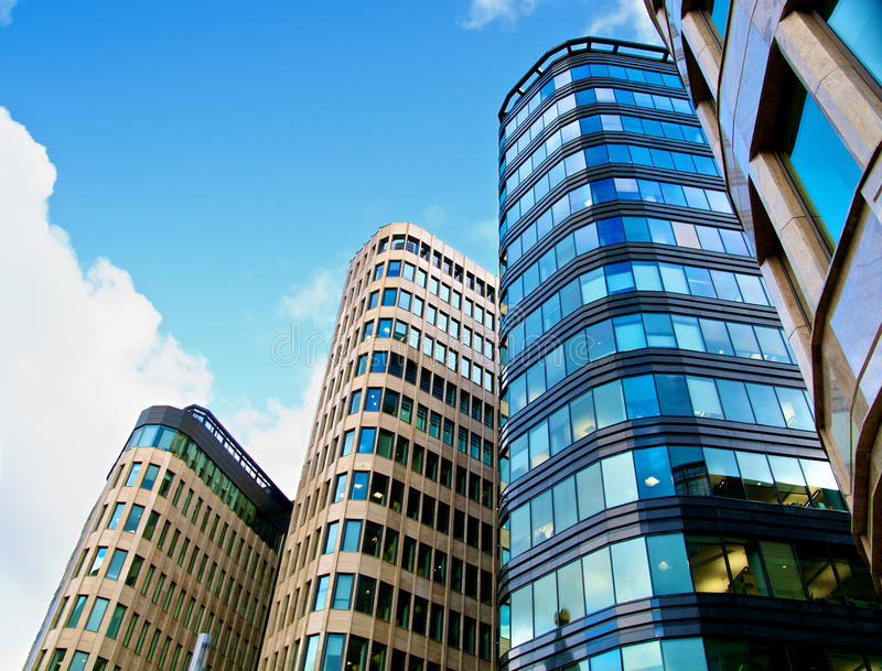 Download Office Buildings Stock Photography - Image: 35198162