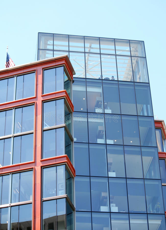 Office Buildings royalty free stock photo