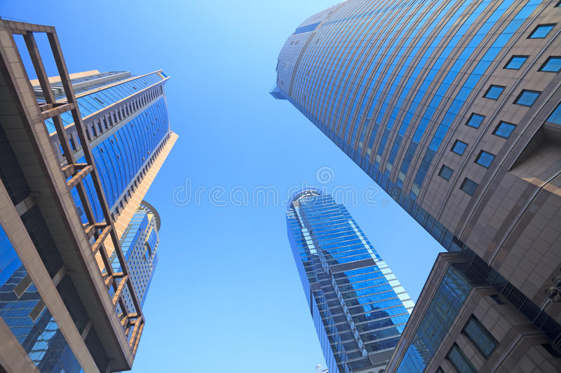 Office bulding royalty free stock photography