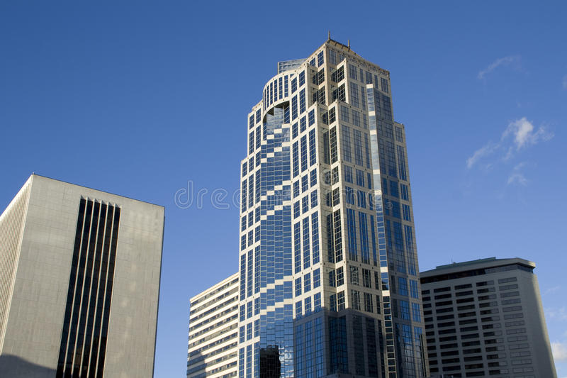 Office business buildings stock photos