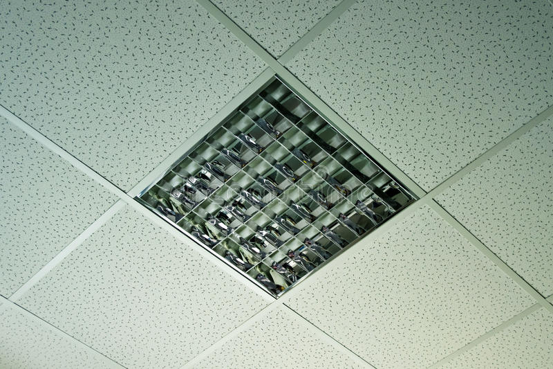 Download Office Ceiling Light Stock Photo   Image: 38243220