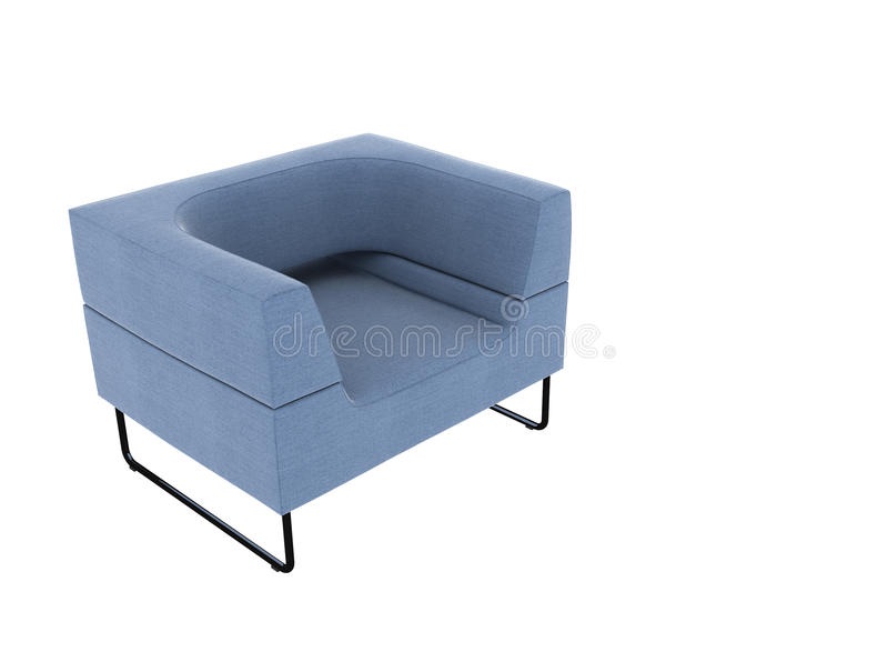 Download Office chair stock illustration. Illustration of armchair - 27739982