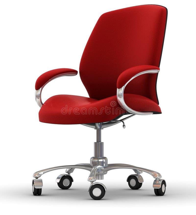 Office chair stock illustration
