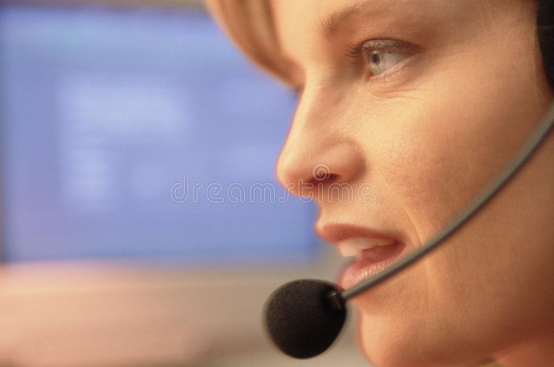 Office communications royalty free stock image