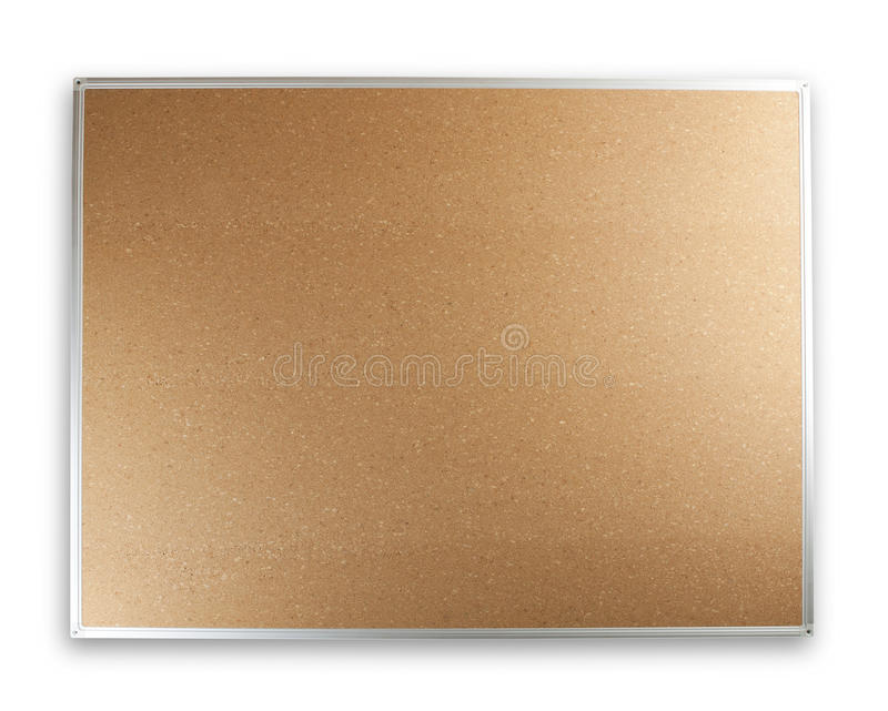 Office cork board stock images