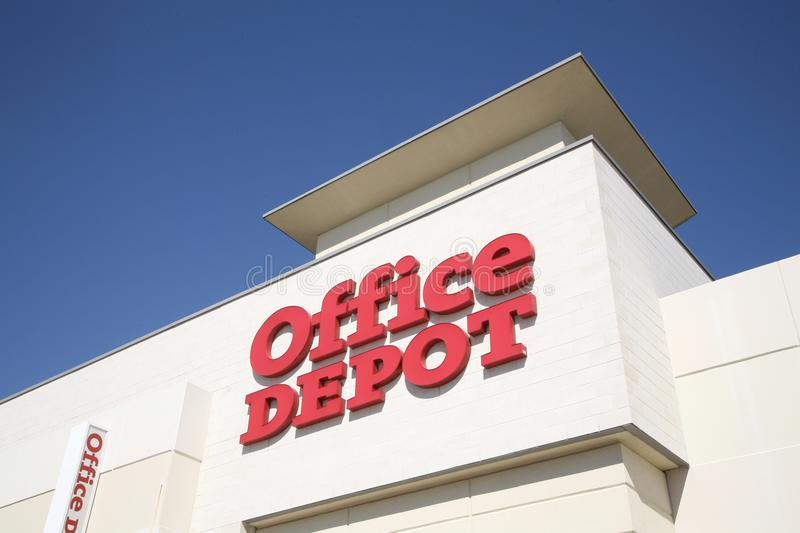 Office Depot. Shop for office supplies at Office Depot. From basic office supplies such as printer paper and labels to office equipment like file cabinets and royalty free stock photography