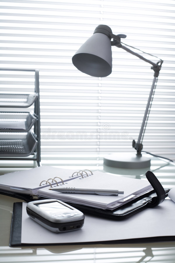 Free Office Desk Royalty Free Stock Photography - 3628137