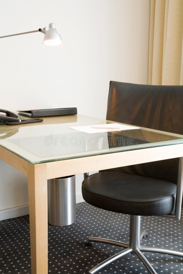 Download Office desk and chair stock photo. Image of desk, chairs - 4168014