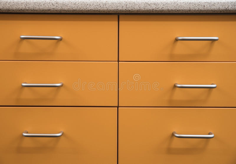 Superb Download Office Desk Drawers. Stock Photo. Image Of Laminated   51916762