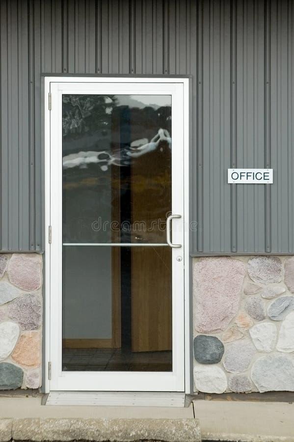 Office Door stock photo