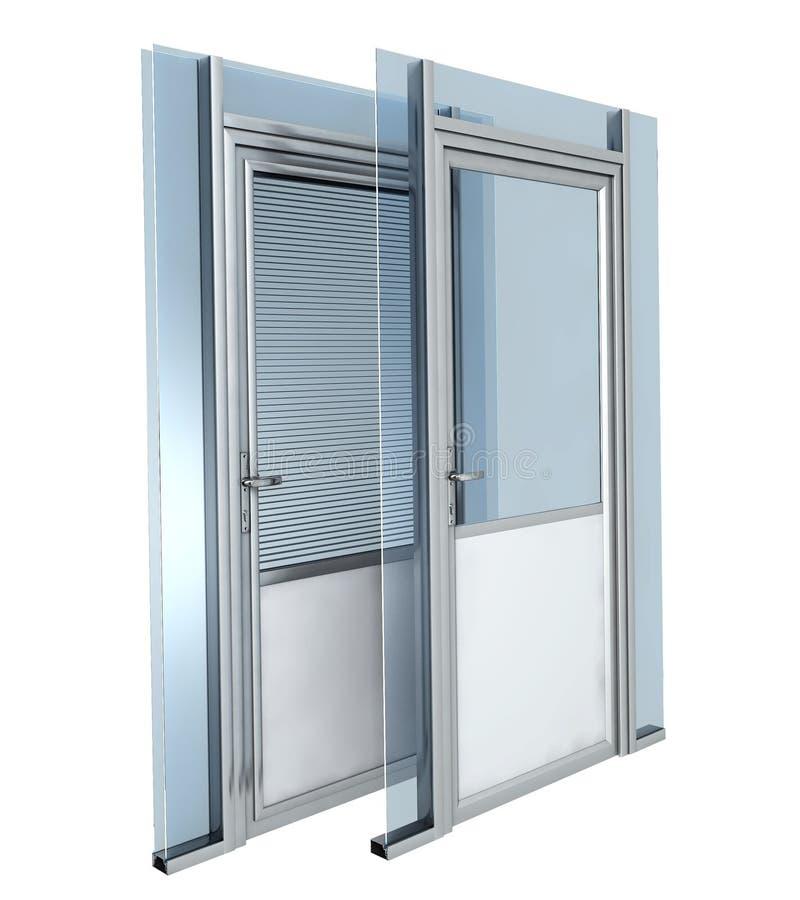 Free Office Door Construction Stock Images - 20371124