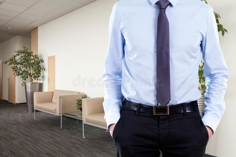 Office dress code stock image