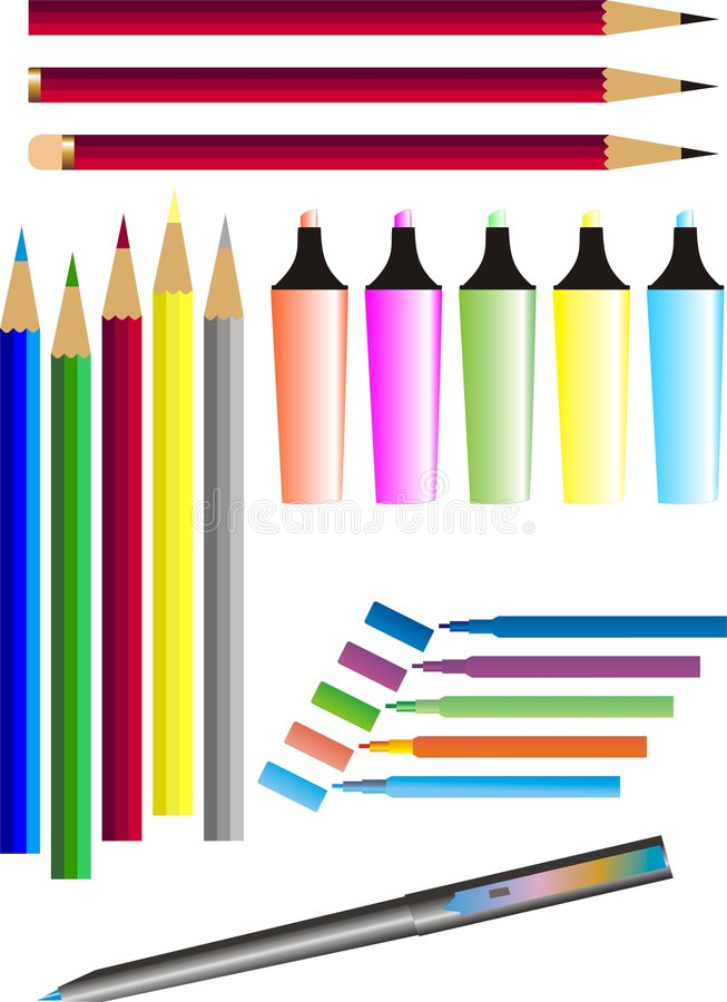 Office Equipment 2 Royalty Free Stock Images