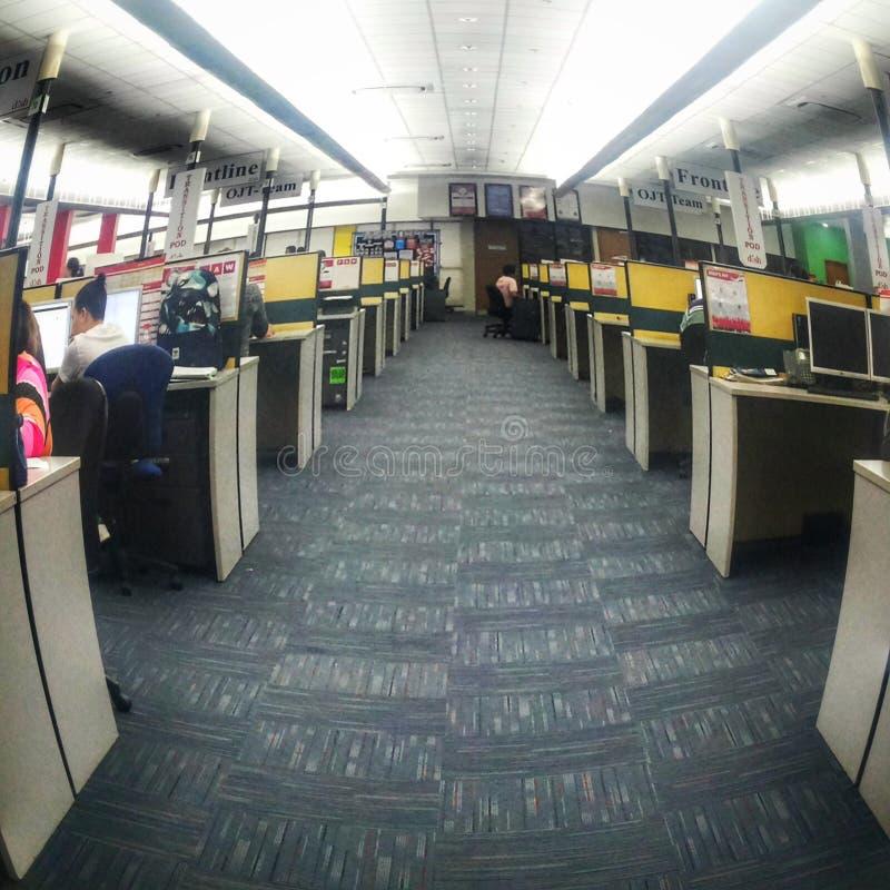 Office Fisheye stock images
