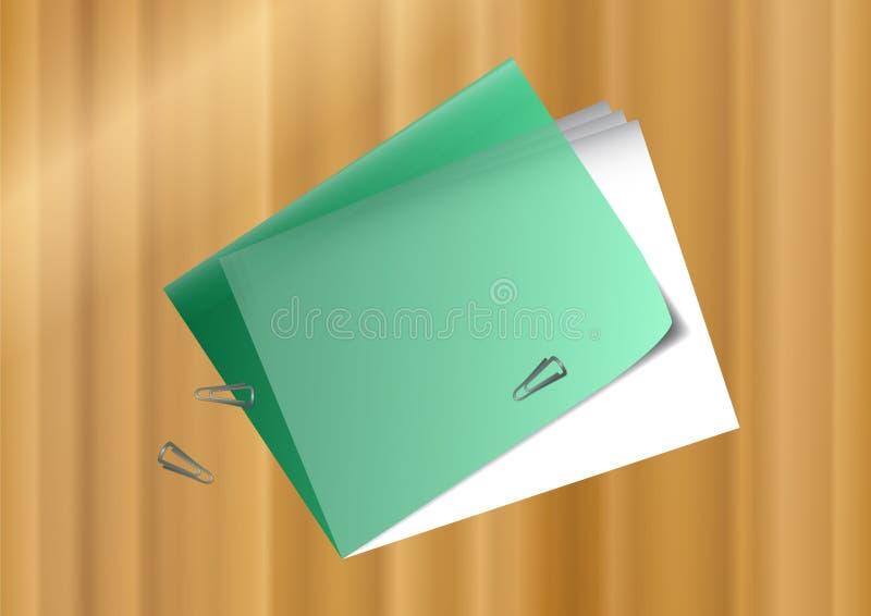 Download Office folder stock vector. Image of desktop, clip, business - 18755559