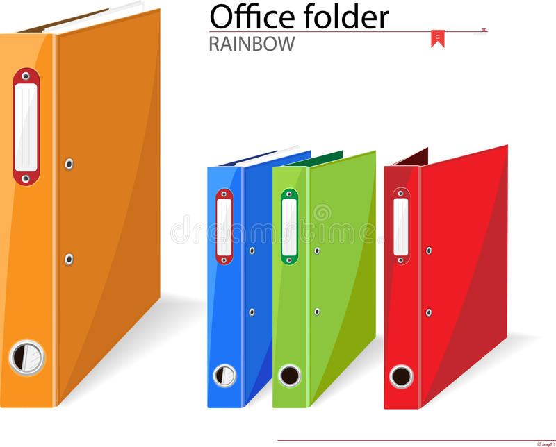 Download Office folders stock photo. Image of paper, bureaucracy - 31999800