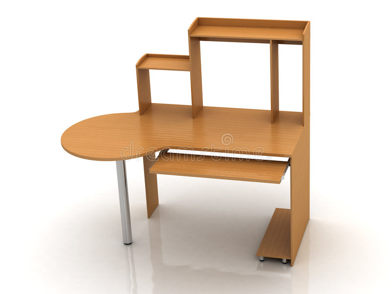 Office Furniture Stock Photo
