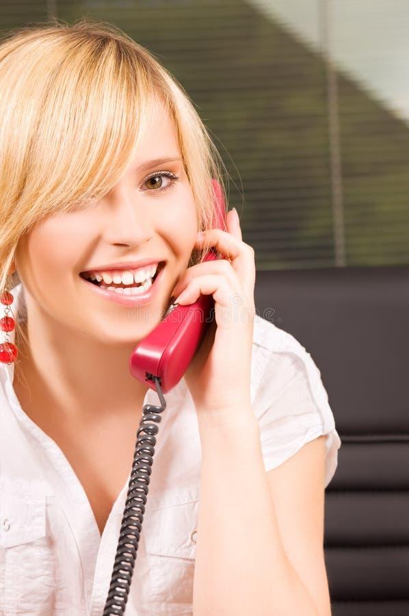 Download Office girl stock photo. Image of businesswoman, joyful - 41454272