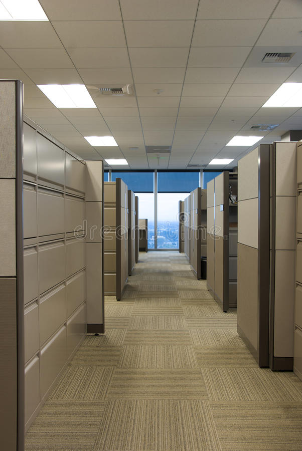 Download Office Hallway Stock Images - Image: 16818404