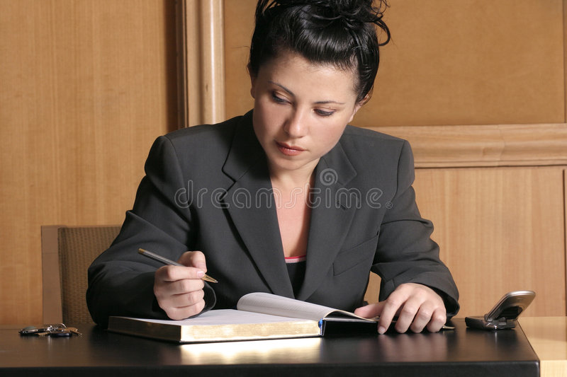 Office hours stock images