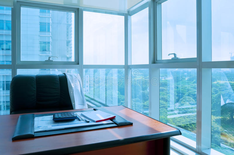 Office Interior Royalty Free Stock Image