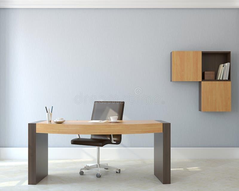 Office interior. vector illustration