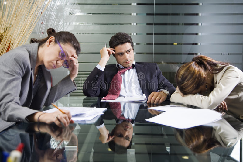 Download Office life stock photo. Image of frustrate, exhausting - 2684636