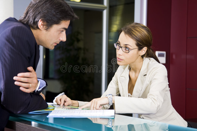 Office life stock images