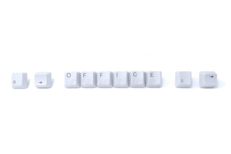 Download Office Life From Nine To Five Stock Image - Image: 6186005
