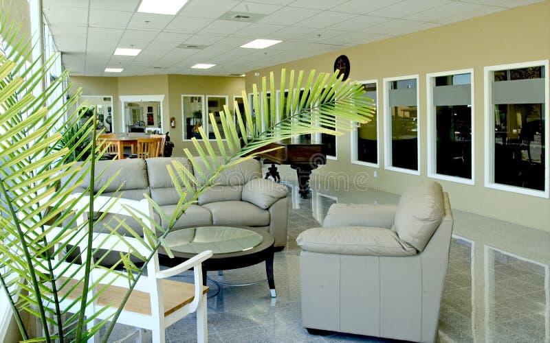 Office Lobby stock photos