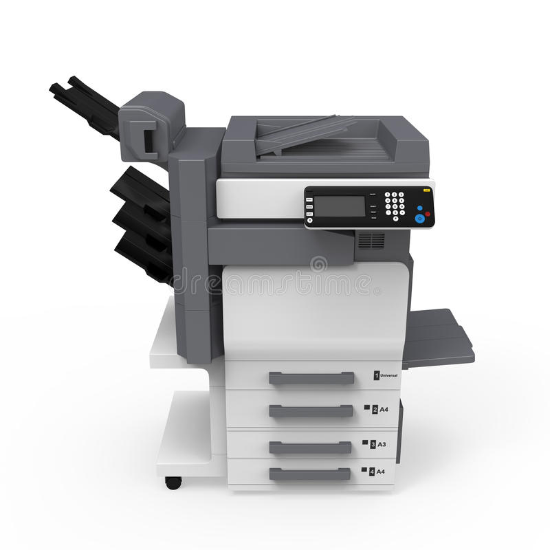 Download Office Multifunction Printer Stock Photos - Image: 31721283