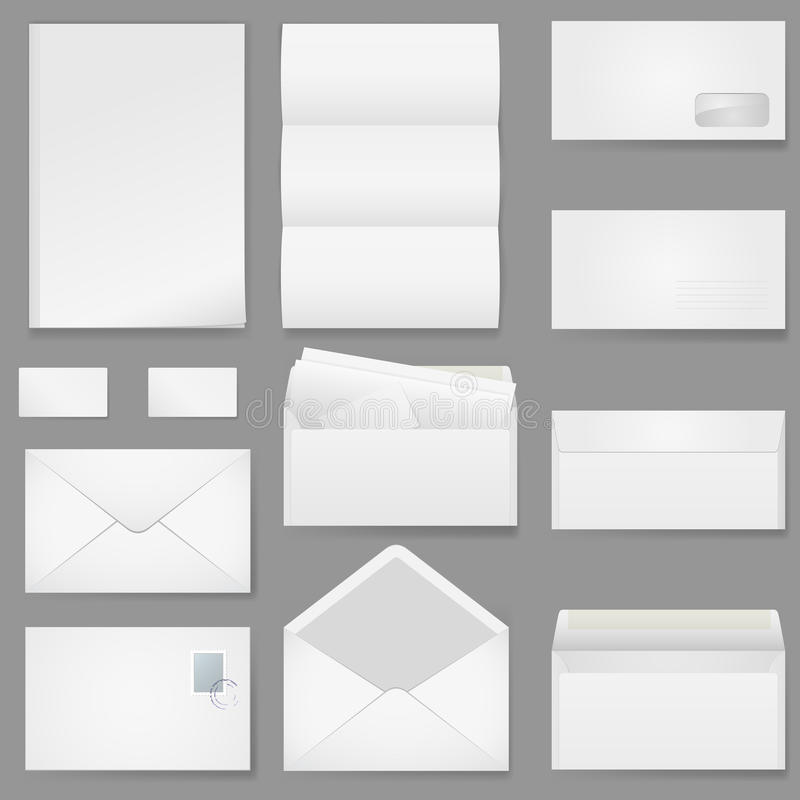 Download Office Paper Of Different Types Royalty Free Stock Images - Image: 21684099