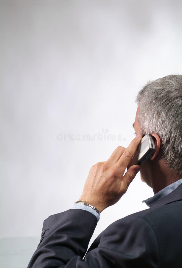 Office_phone foto de stock royalty free