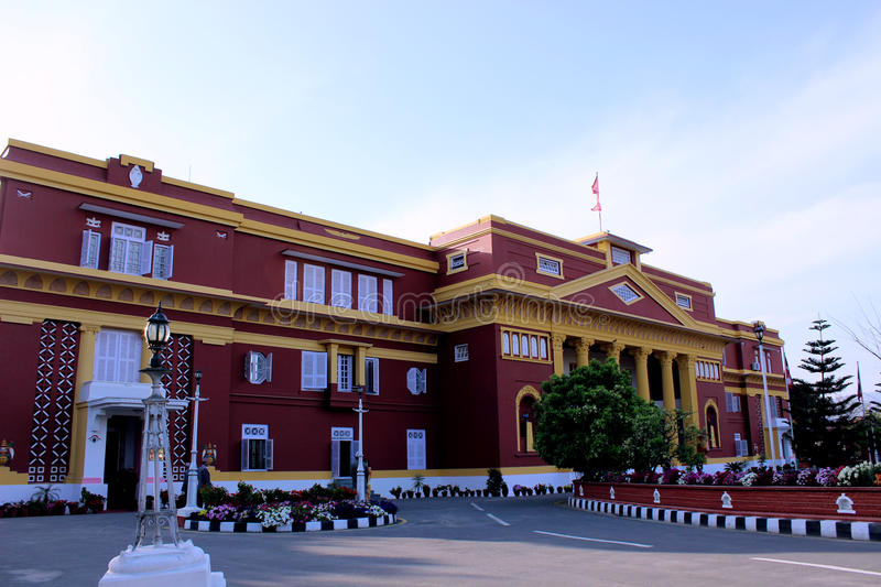 Download Office Of The President Of Nepal Editorial Stock Image - Image: 39385504