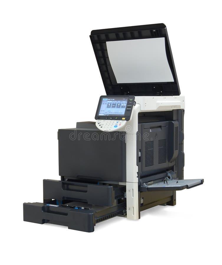 Office printer stock photo
