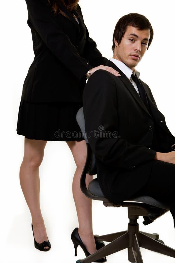 Download Office romance stock photo. Image of romance, brunette - 4847170